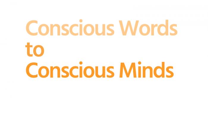 conscious- ords